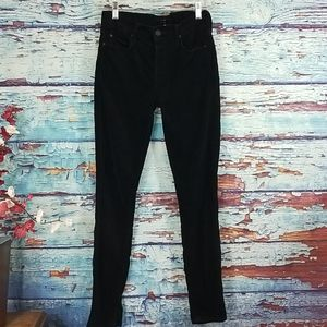 MOTHER The Charmer Black pant